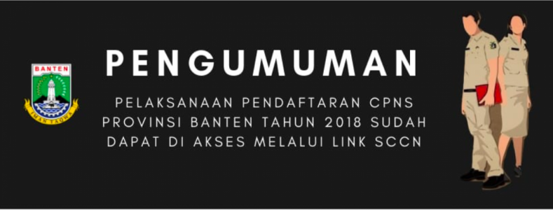 CPNS 2018 Provinsi Banten